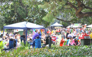 Kick off PrideFEST with Fairday at Birdwood Square this Saturday