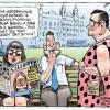 Former Premier Criticised for Endorsing Transphobic Cartoon