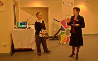 GRAI Celebrate New Office Space