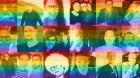 Facebook overtaken by rainbows