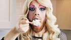 Bearded Drag Performer Impresses America's Got Talent