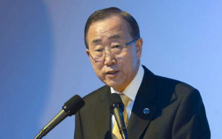 Ban Ki-Moon to be presented with Harvey Milk Medal