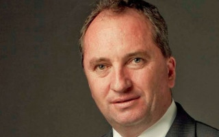 """Get out of my face"" Barnaby Joyce's message to marriage advocates"