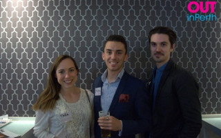 Queer Business Network at Pure Bar