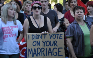 Marriage Equality Rally Speakers Revealed