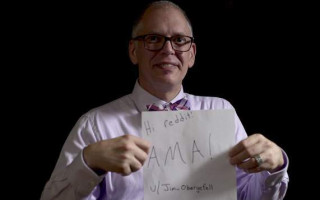 Jim Obergefell answered the world's questions on Reddit