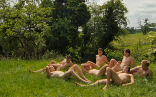 The Warwick Rowers are back; still naked