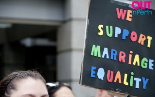 Equal Love rally in Perth's CBD this Saturday
