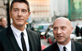 Designer Stefano Gabbana says he's over being labelled a 'gay man'