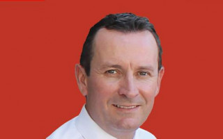 Mark McGowan delivers victory speech after landslide election win