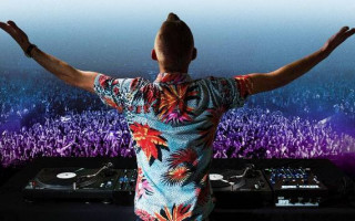 Fatboy Slim to play Red Hill Auditorium