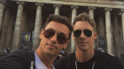 Dustin Lance Black and Tom Daley announce their engagement