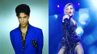 Prince throws a party for Madonna