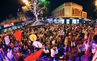 Leederville lights up for annual carnival