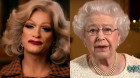 Competing Queens deliver Christmas messages