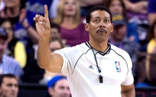 Top NBA referee Bill Kennedy comes out as gay