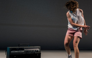 Review: Piece for Person and Ghetto Blaster