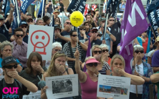 Federal Senate calls on WA government to drop anti-protest laws