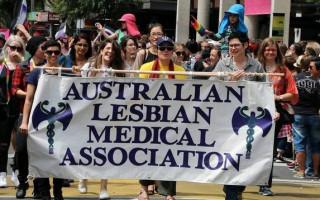 Australian Lesbian Medical Association add support for Safe Schools