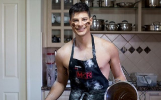Jordan Bruno tells us what's on the menu at his PrideFEST cooking class