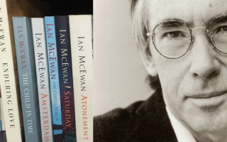 Author Ian McEwan: I can only think of people with penises as men