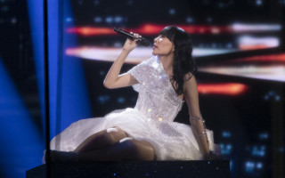 How did Dami Im score at Eurovision?