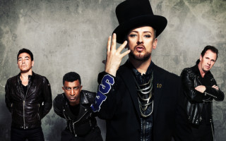 Culture Club dazzle with sensational songs old and new