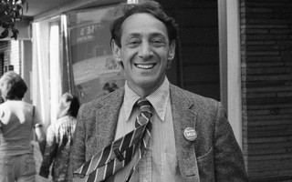 Is the US Navy about to name a ship after Harvey Milk?