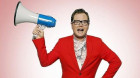 Chatty man Alan Carr is coming to yap yap yap!