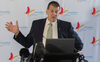 Beyondblue chairman Jeff Kennett blacklists Roz Ward