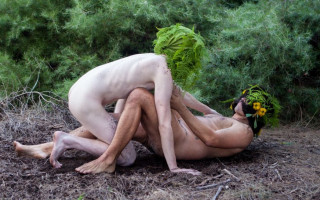 Love nature at the Ecosexual Sauna