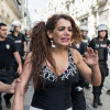 Protests in Istanbul over murder of trans woman Hande Kader