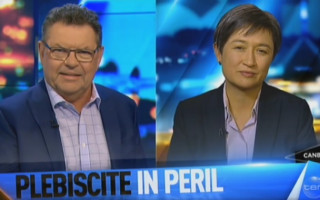 "Wong says Labor still has ""real concerns"" about plebiscite on 'The Project'"