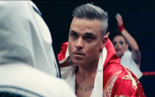 Robbie Williams drops epic new tune