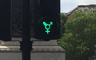 Same sex lights at pedestrian crossings baffle some Britons
