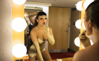 Blanc de Blanc: Nude & rude with performer Emma Maye Gibson