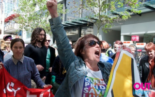Equal Love marriage rally calls for parliamentary vote on marriage equality