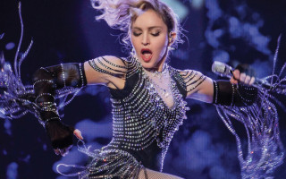 DVD of Madonna's Rebel Heart tour will be out in September