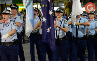 WA Police will march in uniform for the first time at Pride 2016