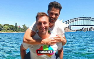 Ian Thorpe and Ryan Channing confirm their relationship has ended