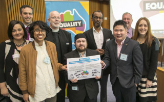 National Faith Forum calls for marriage equality for all Australians