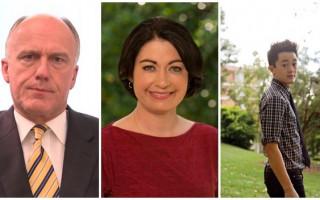 Eric Abetz, Terri Butler & Benjamin Law on tonights 'Q&A'