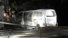 Van explodes at Australian Christian Lobby HQ