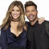 Ricky Martin teams up with Delta Goodrem