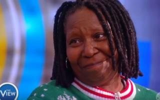Whoopi Goldberg honoured for her HIV advocacy