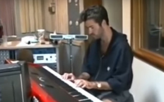 Footage of George Michael recording lost album 'Trojan Souls' surfaces