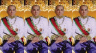 Cambodia hunts for people behind offensive image of their king
