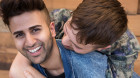 Lush feature gay couple in Australian and New Zealand campaign
