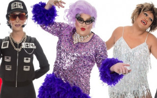 DIVAS – All Male Revue brings your favourite ladies to Fringe World