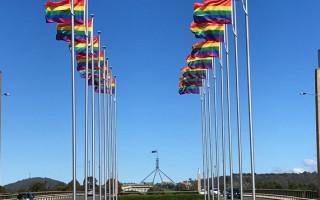 Australian Christian Lobby: Rainbow flags shouldn't be on public land